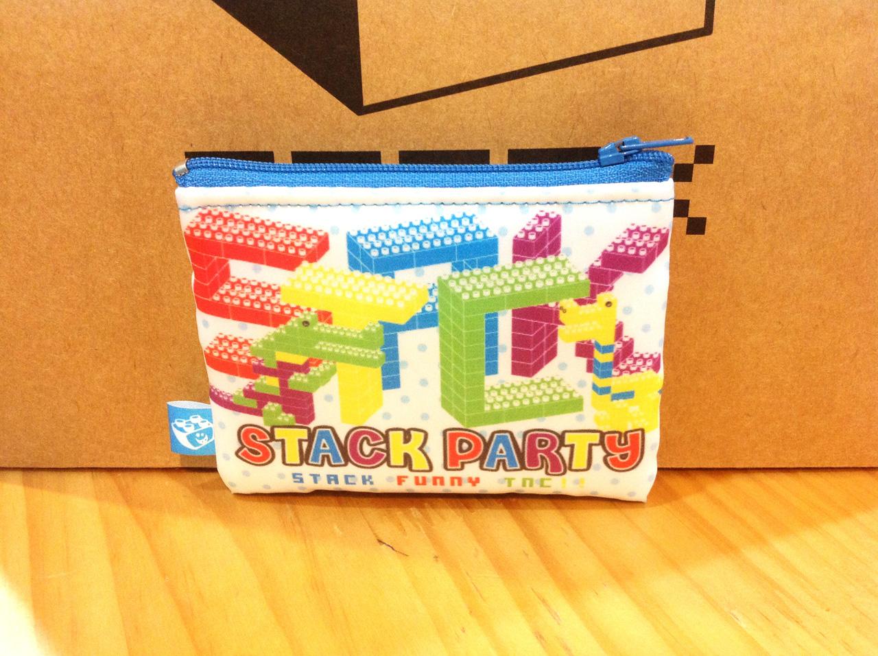 stack-積木鱷魚-防水零錢包-02