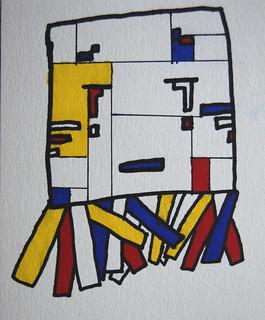 20 - Mondrian - AB