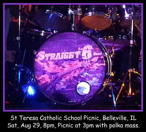 Straight 6 Band 8-29-15