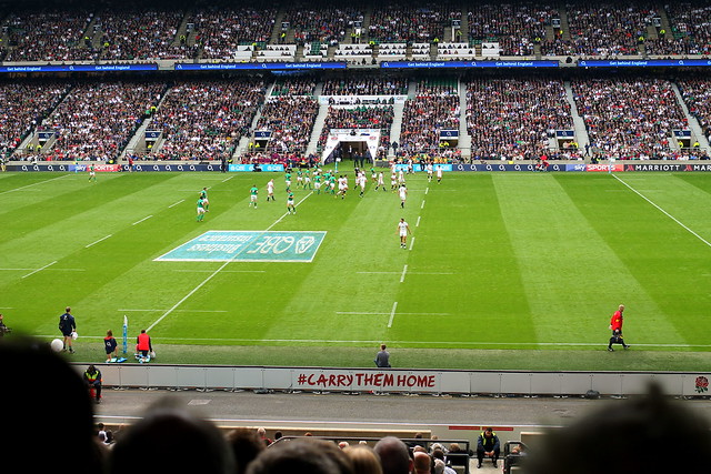 Twickenham Rugby Executive Box (3)