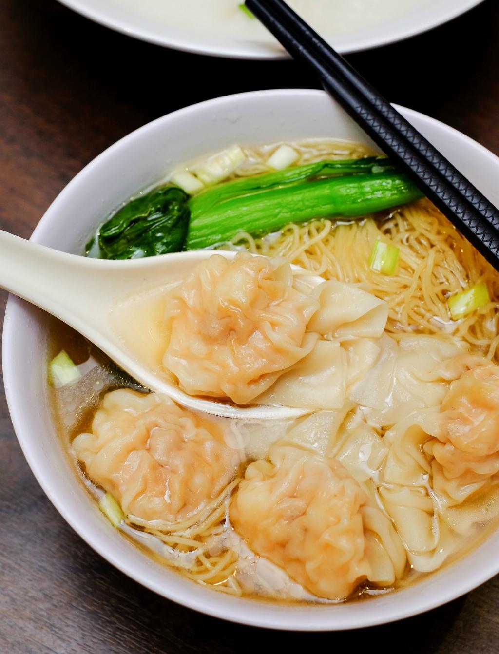 Legendary Hong Kong: Wonton Noodle