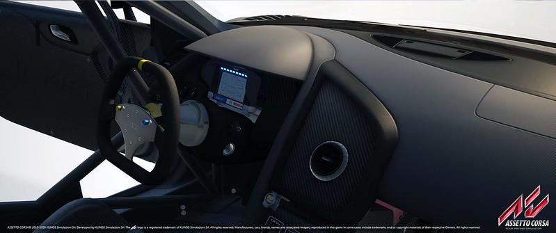 Assetto Corsa - Audi R8 LMS cockpit preview