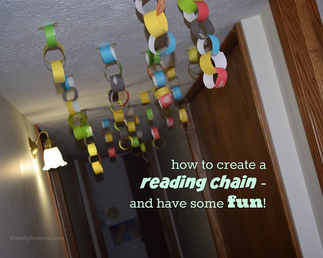 how to create a reading chaint and have some fun