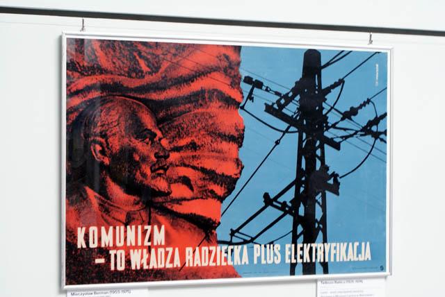 """""""Le communisme, c'est le pouvoir soviétique et l'électrification"""""""