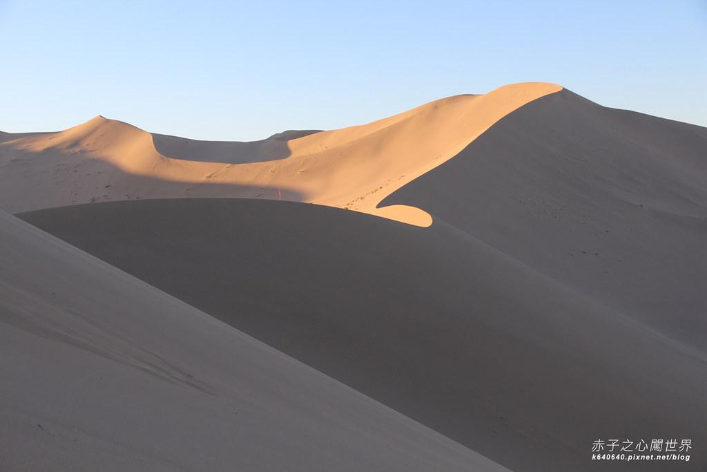 絲路-敦煌鳴沙山月牙泉-沙漠露營43