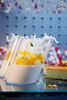 Sydney Food Blog Review of Cafe Mix, Shangri La: Passionfruit Panna Cotta by insatiablemunch