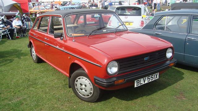 1981 Austin Morris Maxi 2 1750 L