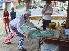 Tablecloth trick