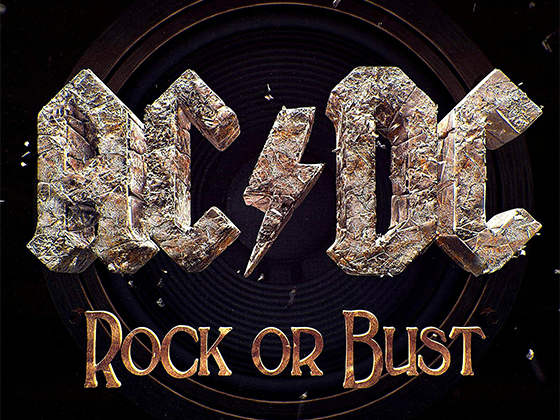 AC/DC Rock or Bust tour in Dessel