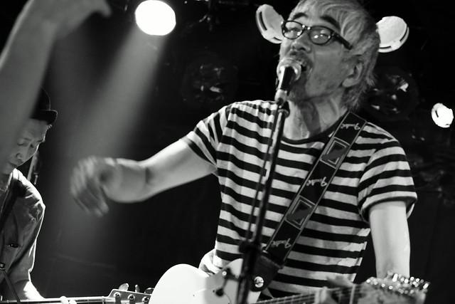 ファズの魔法使い live at Outbreak, Tokyo, 29 Sep 2015. 261