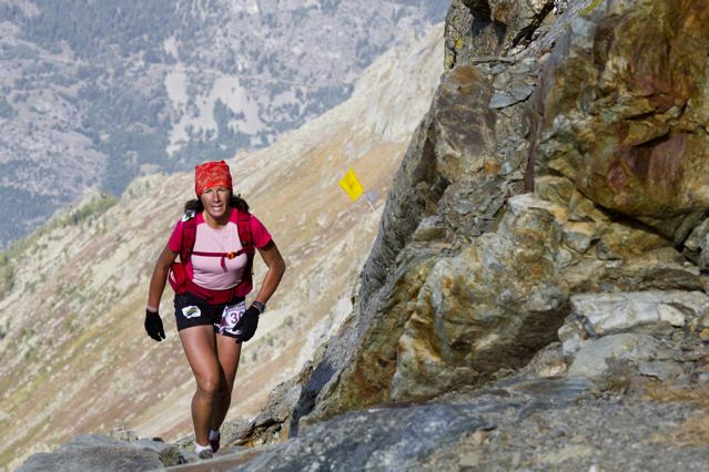 H Corinne Favre στο TDG 2011   Photo (c): Stefano Torrione