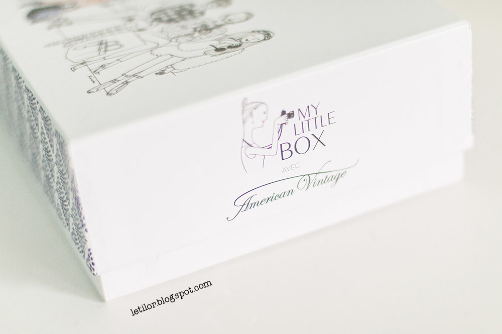Blog beauté My little fashion box