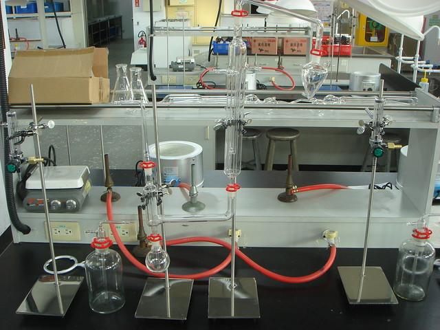 二氧化硫蒸餾裝置
