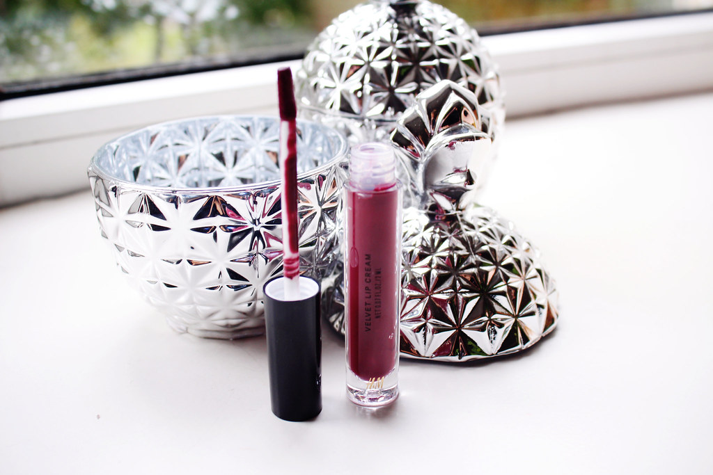 H&M-velvet-lip-cream-review