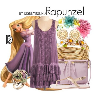 disneybound_rapunzel00