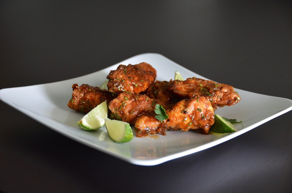 Tequila Chipotle Wings