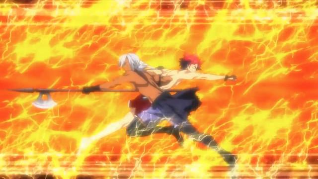 Shokugeki challenges - image 05
