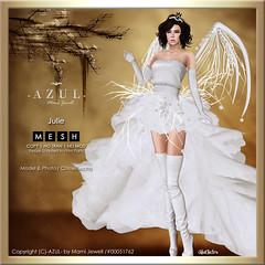 (IMAGE)Julie (c)-AZUL-byMamiJewell