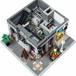 LEGO Creator Brick Bank (10251)