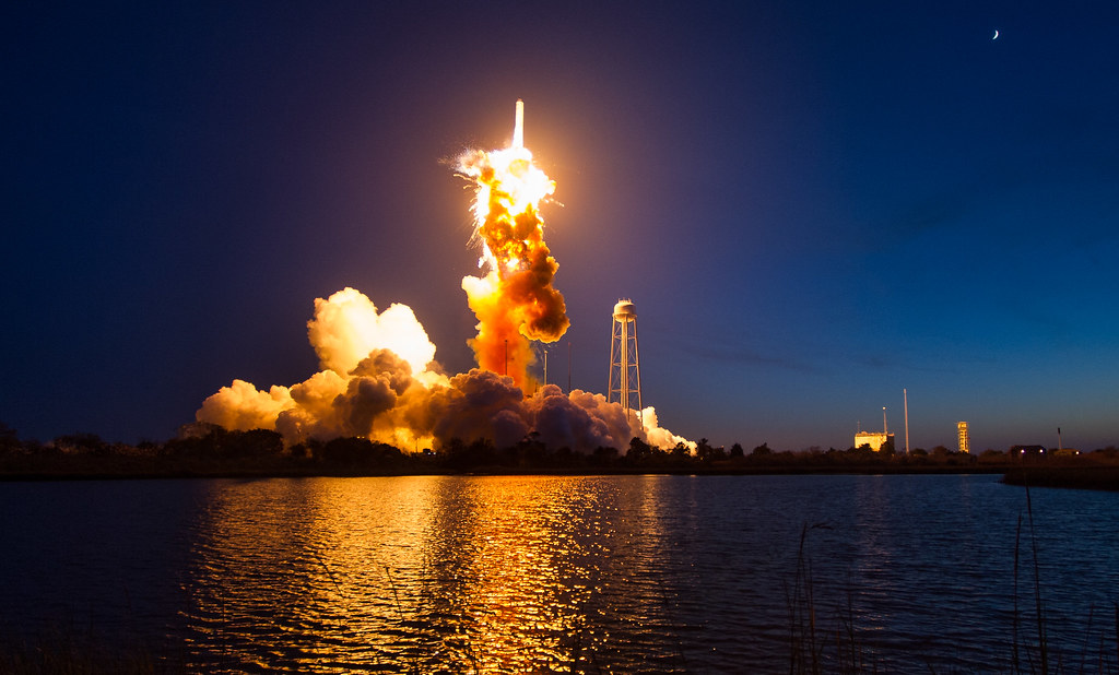 Orbital ATK Antares Launch (201410280029HQ)