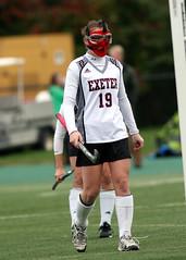 Varsity Field Hockey vs Exeter 10-03-15