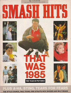 Smash Hits, January 1, 1985 – p.01