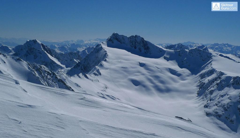 Mittlerer Seelenkogel Ötztaler Alpen / Alpi Venoste Österreich foto 15
