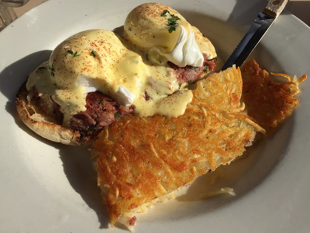 Irish benedict - The Cove on Castro