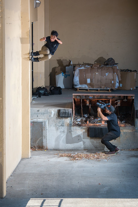 Sean Keane / Wallride / Sacramento