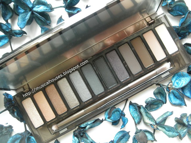 Urban Decay Naked Smoky Palette Eyeshadow