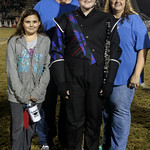 LEHS Band Senior Night 11-6-2015