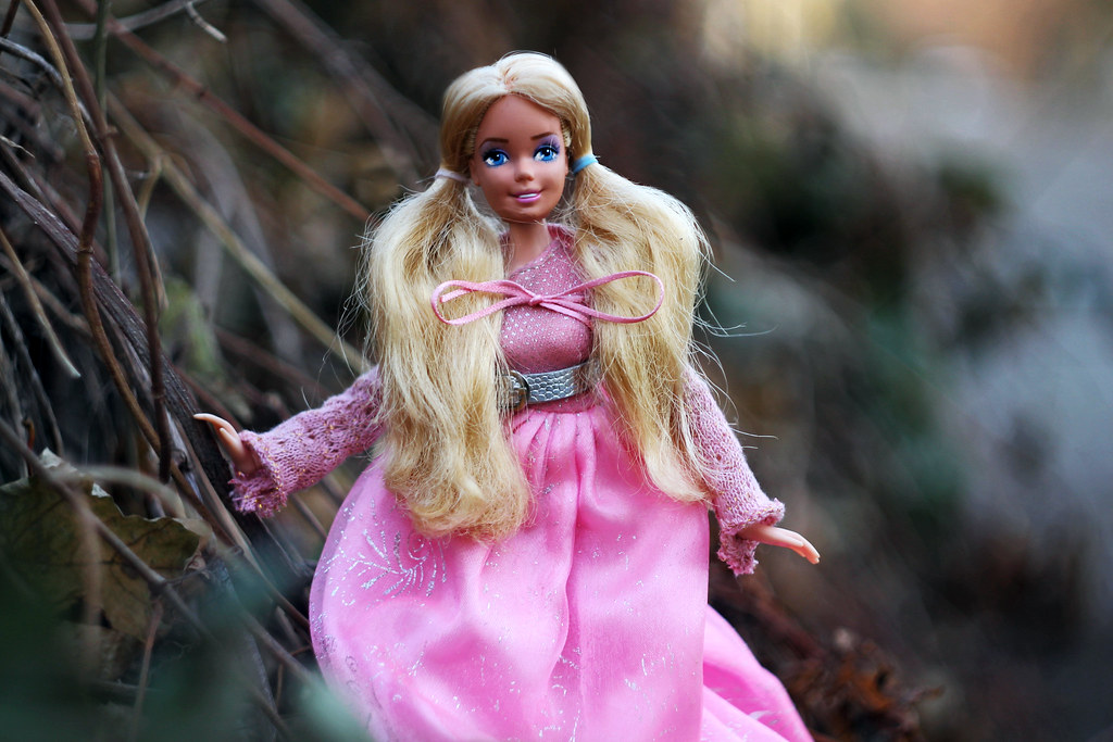 Ice Capades Barbie 1989