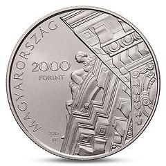 Hungary 2000 Forint - Miksa Roth reverse