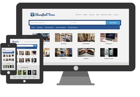 Sitemile WordPress Classified Ads Theme v7.0