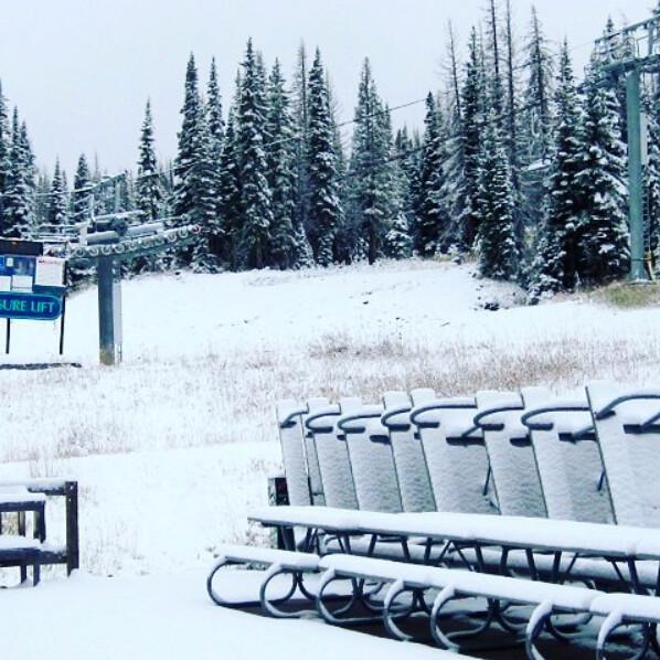 Wolf Creek first snows