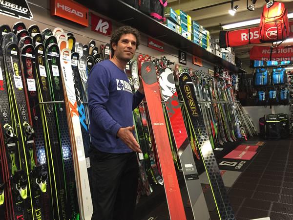 Real Skiers ski buying