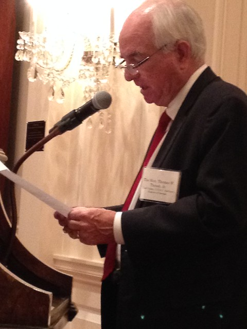 Luncheon Honoring Judge William C. O'Kelley