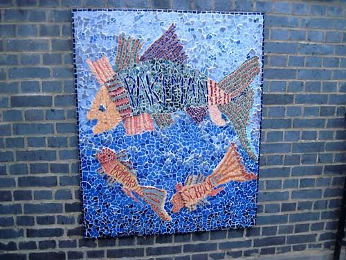 Pakeman School Mosaic