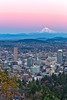 November Sunset at Pittock