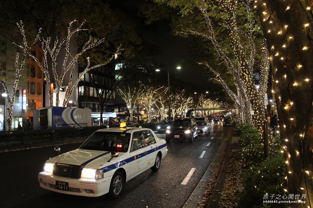 Tokyo Winter Illuminations- 表参道Hills-IMG_9726097