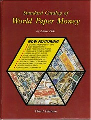 Pick World Paper Money 4rd edition