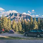 Camping Banff