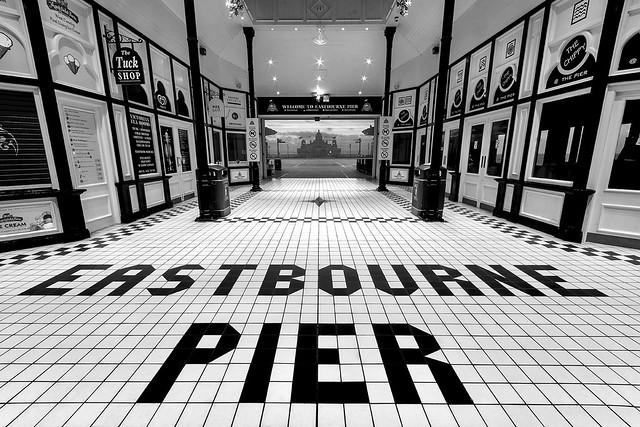 Eatbourne Pier