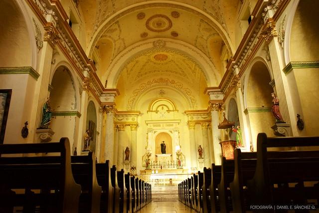 Altar San Felipe Neri