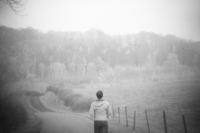 Holga walk
