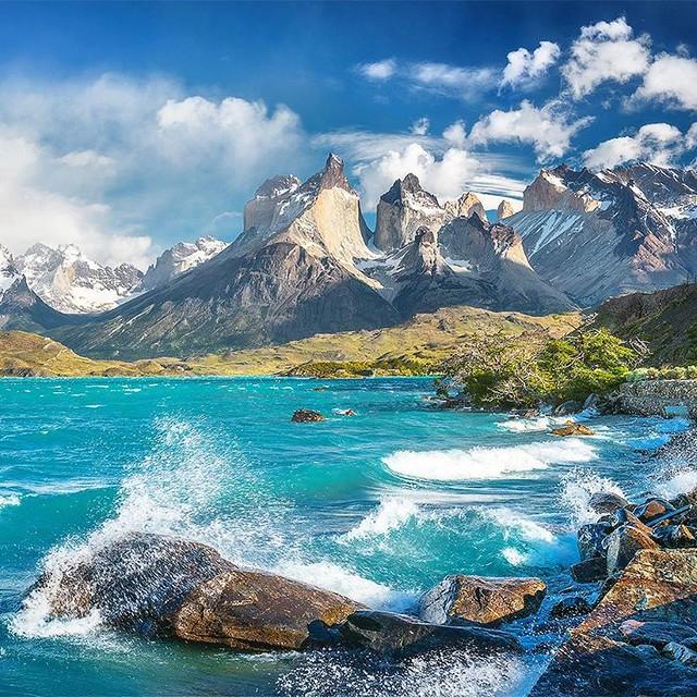 @EarthPix : Lago Pehoe, Torres del Paine National Park, Chile | Photo by Daniel Kordan https://t.co/cpXqXPbdEm