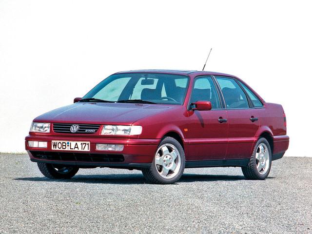 Volkswagen Passat Sedan (кузов B4). 1993 – 1997 годы