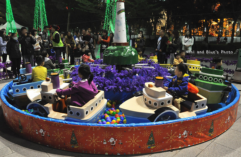 台中市政府活動遊樂設施06
