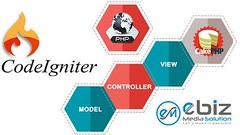 Codeigniter Development Services   Ebiz Media Solution