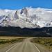 The Road to El Chalten by Rob Kroenert